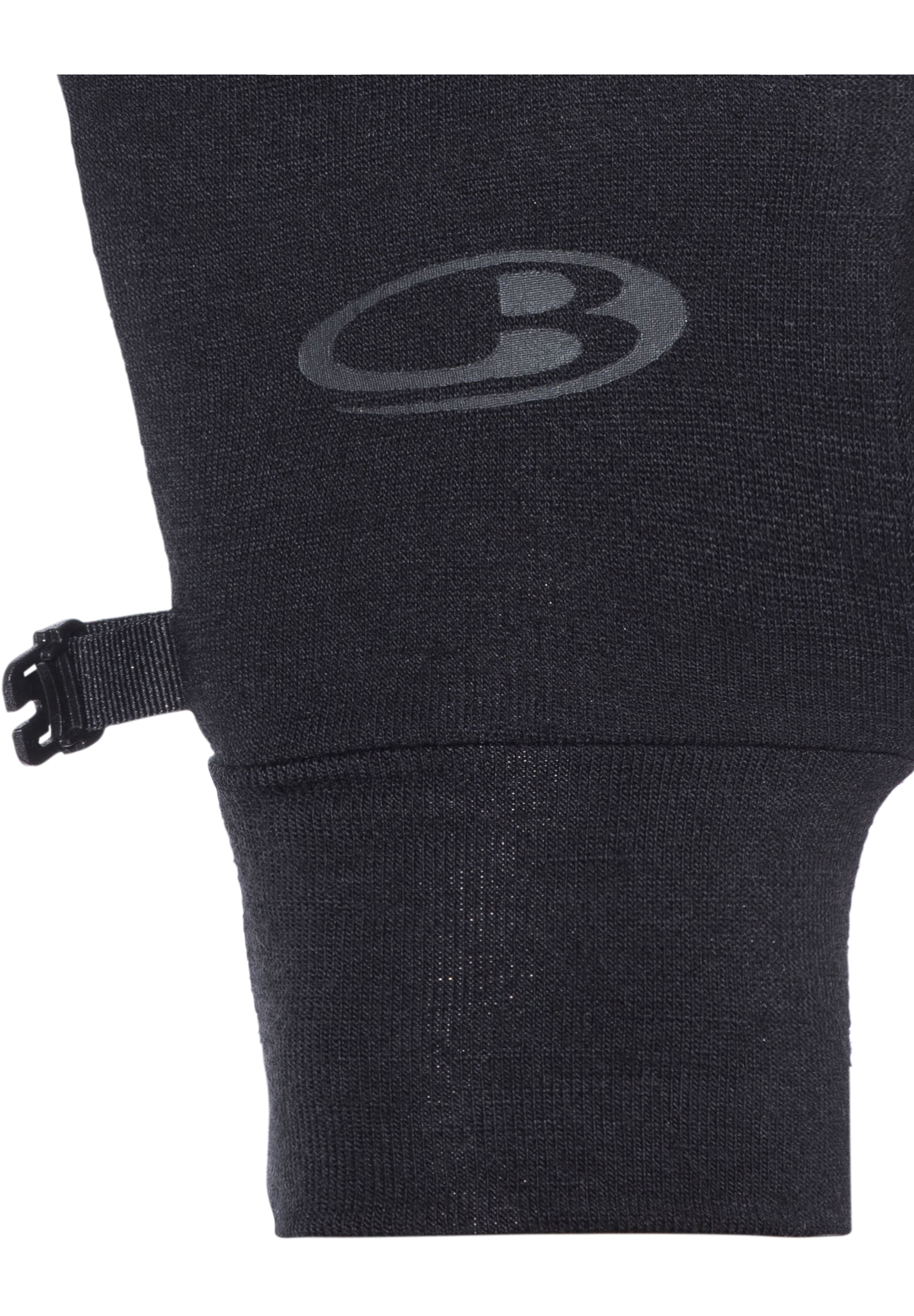 e4a4ed32922 Icebreaker Sierra Gloves black at Addnature.co.uk